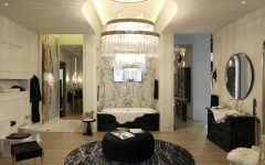 bathroom lighting ideas 15 Bathroom Lighting Ideas for an Exceptionally Glamorous Look featured 9 240x150