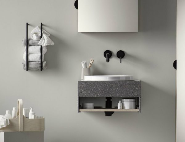 bathroom furniture Lagom's New Compact Bathroom Furniture Developed by Note Design Studio featured 14 600x460