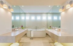 bathroom designs Shakira's Listed Miami Beach Home Features Marvelous Bathroom Designs featured 2 240x150