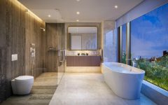 kravitz design The Flawless Bathroom Sets of the 75 Kenmare Condo by Kravitz Design featured 5 240x150