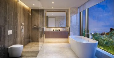 kravitz design The Flawless Bathroom Sets of the 75 Kenmare Condo by Kravitz Design featured 5 370x190