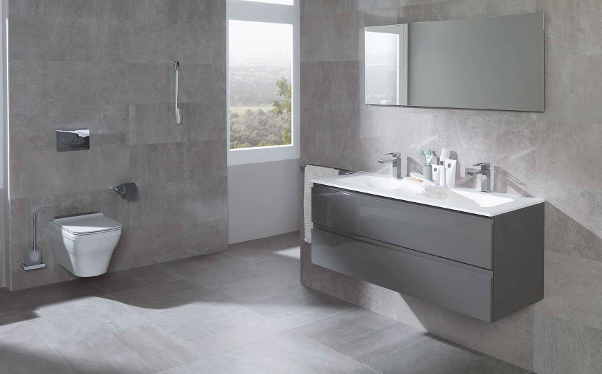 The Most Efficient Bathroom Vanity Units By Porcelanosa Group