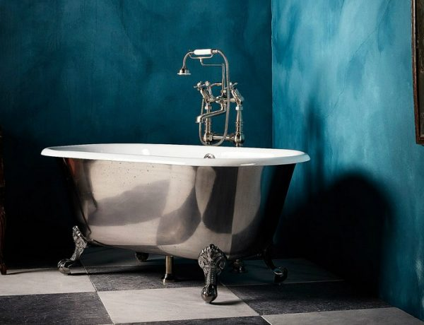 luxury bathrooms These are Luxury Bathrooms' Favorite Cast Iron Bathtubs from Drummonds featured 2 600x460