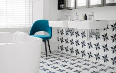 bathroom tiles 10 Incredibly Effective Design Ideas Regarding Bathroom Tiles featured 21 240x150