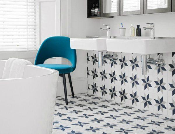 bathroom tiles 10 Incredibly Effective Design Ideas Regarding Bathroom Tiles featured 21 600x460