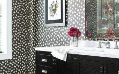 powder rooms Here's How You Can Create the Most Desirable of Powder Rooms featured 23 240x150