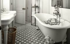 gray bathrooms 8 Inspirational Design Ideas that Perfectly Complement Gray Bathrooms featured 3 240x150