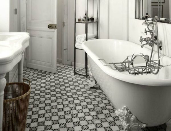 gray bathrooms 8 Inspirational Design Ideas that Perfectly Complement Gray Bathrooms featured 3 600x460