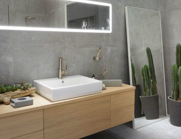 bathroom products Explore Grohe's New Ceramic Bathroom Products from the Cube Collection featured 4 600x460