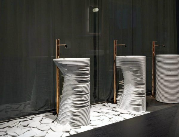 100% Design The Bathroom Sector Will Be in Full Force at the Esteemed 100% Design featured 15 600x460