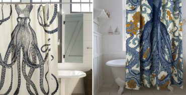 Luxury Shower Curtains Add a New Aesthetic to Your Bathroom with these Luxury Shower Curtains featured 370x190
