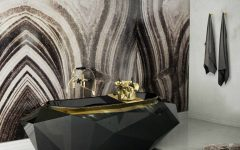 Luxury Bathrooms 8 Glamorous Surface Designs for Exclusive Luxury Bathrooms featured 9 240x150