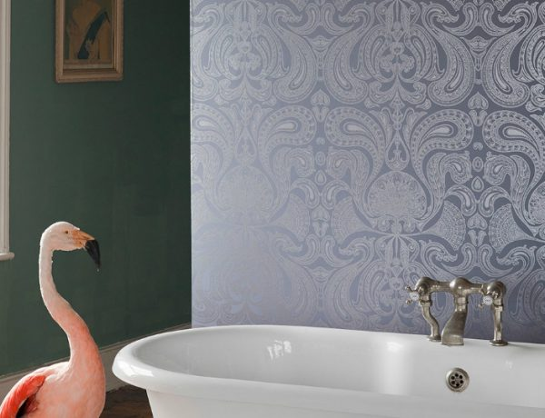 Luxury Bathrooms 5 Remarkable Wallpapers by Cole & Son Perfect for Luxury Bathrooms featured 18 600x460