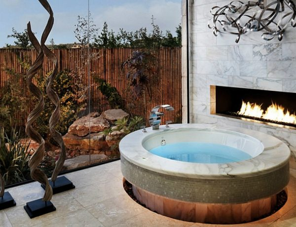 design ideas Want a Luxury Spa Like Bathroom? Then See These Elegant Design Ideas featured 20 600x460