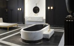 Contemporary Bathroom Ideas Be Inspired by the Unique Styling of These Contemporary Bathroom Ideas featured 21 240x150