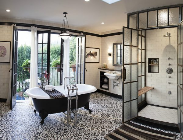 bathroom decor 10 Luxurious Bathtubs that Will Naturally Enhance Your Bathroom Decor featured 3 600x460