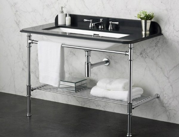 Victoria + Albert Baths Victoria + Albert Baths Introduces a New Aesthetic with Metallo Quartz featured 8 600x460