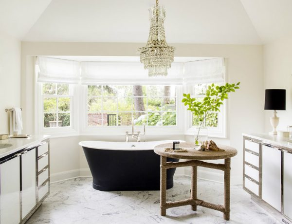 bathroom ideas Bathroom Ideas on How to Create a Perfect Set According to Nate Berkus FEATURED 600x460