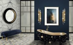 Bathroom Designs Color Trends: Navy Blue Emerges as Favorite to Use in Bathroom Designs feat 240x150