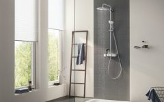 bathroom shower system Euphoria Smartcontrol is the New Bathroom Shower System by GROHE featured 1 240x150
