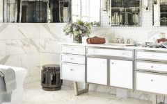 white luxury bathrooms 9 Design Ideas to Spruce Up the Decor of White Luxury Bathrooms featured 10 240x150