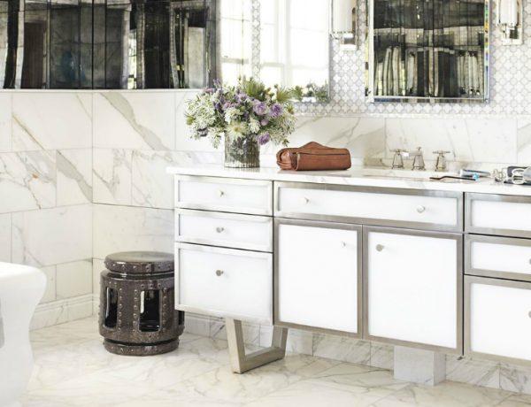 white luxury bathrooms 9 Design Ideas to Spruce Up the Decor of White Luxury Bathrooms featured 10 600x460