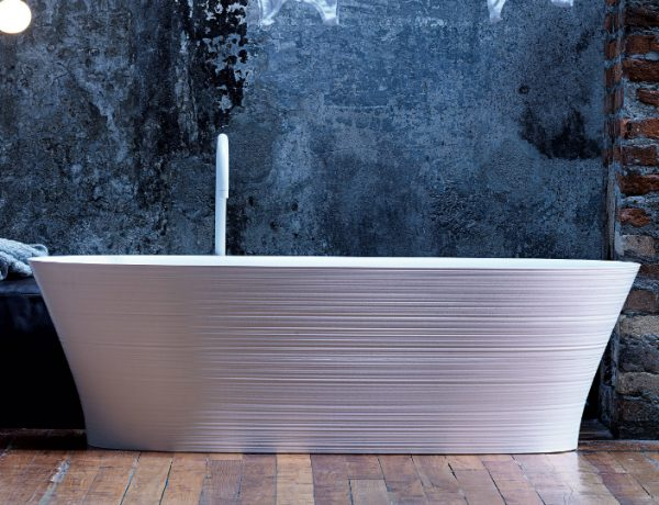 Luxury Bathtubs Be Amazed by the Sculptured Aesthetic of Falper's Luxury Bathtubs featured 21 600x460