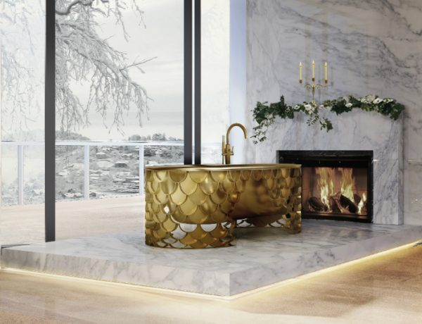 christmas decor ideas Phenomenal Christmas Decor Ideas For Exquisite Bathroom Interiors featured 22 600x460