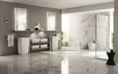Bathroom Collection Recalling the Unique Qi Bathroom Collection by Nendo and Scavolini featured 12 240x150