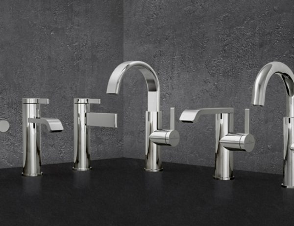 Downtown Design Villeroy & Boch Reveals New Dawn Tap Series at Downtown Design Dubai featured 17 600x460