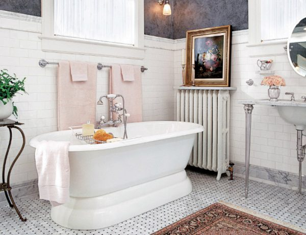 Victorian-Style Bathroom Design Ideas on How to Create the Perfect Victorian-Style Bathroom Set featured 5 600x460