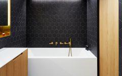 mid-century bathrooms This Triplex Apartment in Prague Features Unique Mid-Century Bathrooms featured 9 240x150