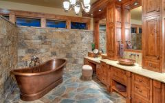 bathroom design Give a Rustic Vibe to Your Bathroom Design with Unique Farmhouse Ideas featured 240x150