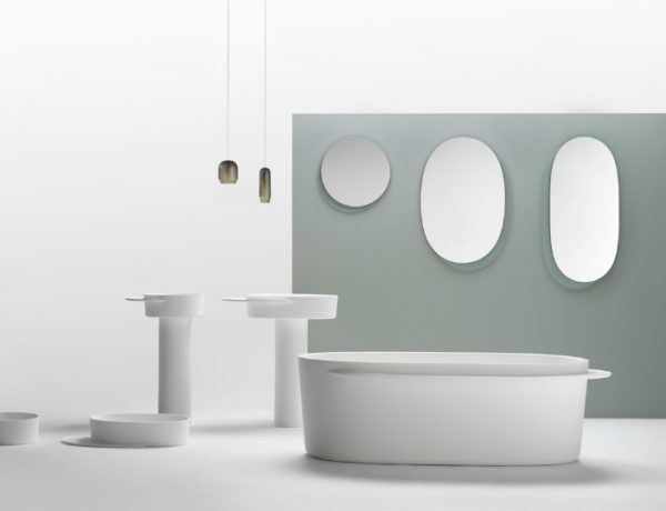 Bathroom Collection Explore the Plateau Bathroom Collection by Sebastian Herkner for Ex.T featured 8 600x460
