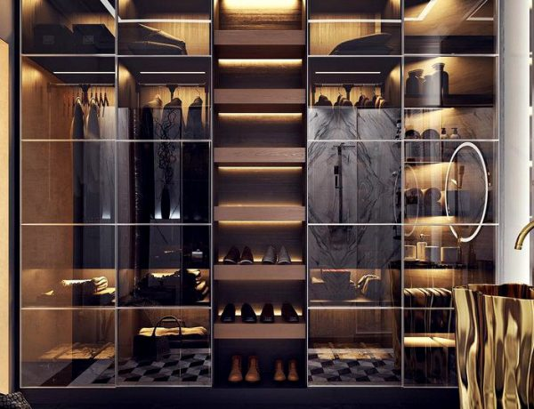 Luxury Bathroom Complement Your Luxury Bathroom With A Memorable Walk- In Closet Complement Your Luxury Bathroom With A Memorable Walk In Closet capa 600x460