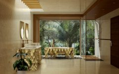 luxury bathroom Inspirational Mix-Metals Design Ideas For Your Luxury Bathroom Inspirational Mix Metals Design Ideas For Your Luxury Bathroom capa 240x150