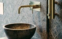 Luxury Basins 7 Luxury Basins that Will Provide a Unique Bathroom Aesthetic featured 1 240x150