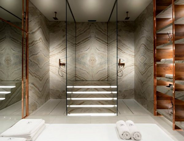 all-marble bathroom design An All-Marble Bathroom Design Project Created By Alessandro La Spada An All Marble Bathroom Design Project Created By Alessandro La Spada capa 600x460