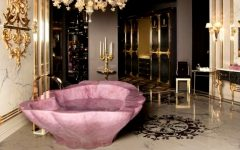 luxury bathroom decor Your Luxury Bathroom Decor Needs A Rose Quartz Crystal Bathtub! Your Luxury Bathroom Decor Needs a Rose Quartz Crystal Bathtub capa 240x150
