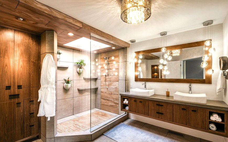 This Luxury Bathroom Project Features The Best 2019 Design Trends