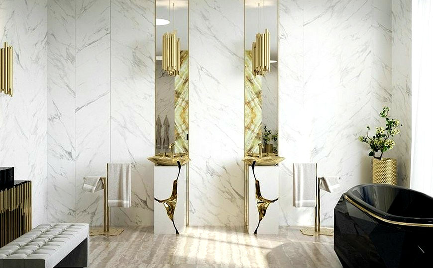 5 Modern Bathroom Designs To Elevate You Home Decor To The Max