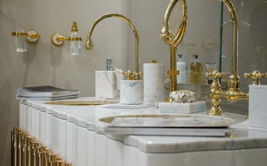 Luxury Bathroom Design Will Shine With These 3 Bathroom Vanities