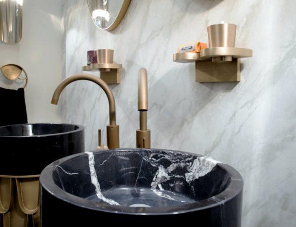 Luxury Bathroom Vanities That Will Be The Star At Cersaie 2019