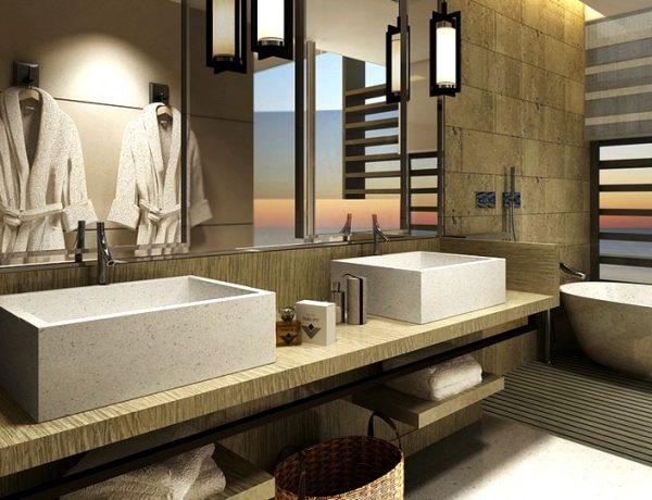 Aedas Design Studio Creates Incredible Bathrooms For Every Project