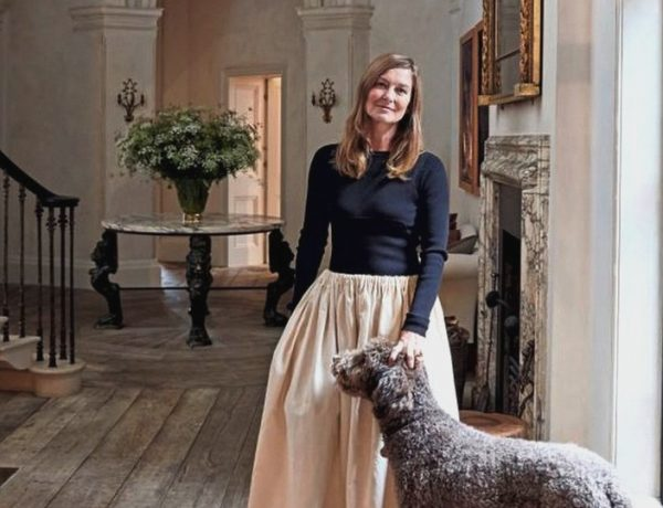 Rose Uniacke Has Bome One Of The UK's Top Interior Design Influencers rose uniacke Rose Uniacke Became One Of The UK's Top Interior Design Influencers Rose Uniacke Has Bome One Of The UKs Top Interior Design Influencers capa 600x460