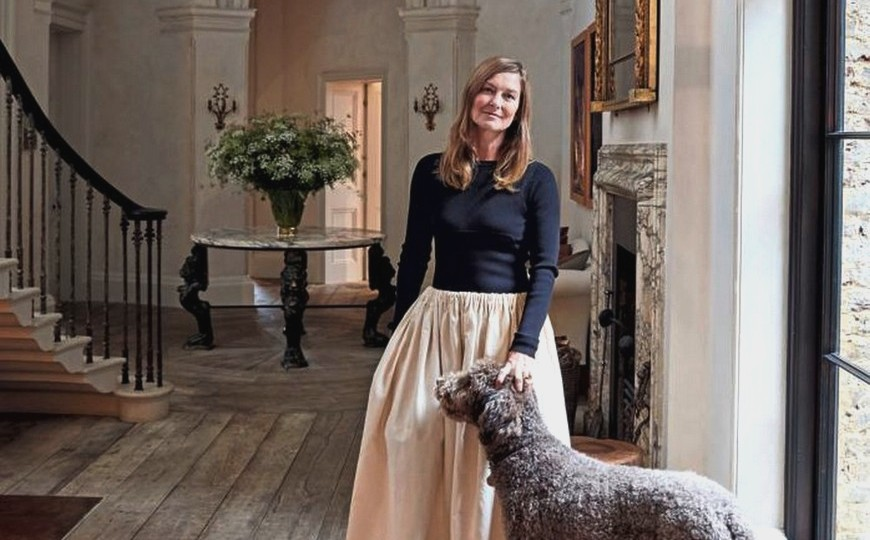 Rose Uniacke Became One Of The UK's Top Interior Design