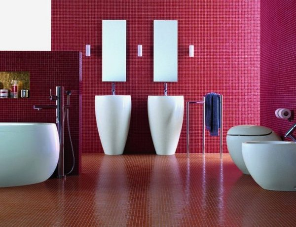Stefano Giovannoni Design Creates The Best Modern Bathroom Solutions