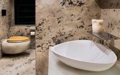 ZZ Architects Are The Best Inspo To Create A Marble Bathroom Design