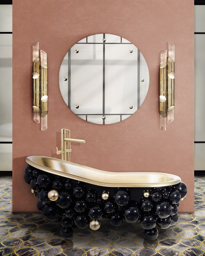 20 Bespoke Freestanding Bathtubs That Are The Star Of The Show bespoke freestanding bathtub 20 Bespoke Freestanding Bathtubs That Are The Star Of The Show 20 Bespoke Freestanding Bathtubs That Are The Star Of The Show 7