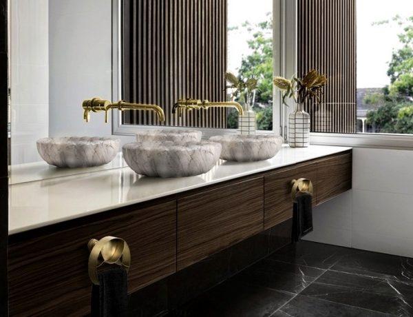 3 Simple Steps To Create A Unique Minimalistic Bathroom Design